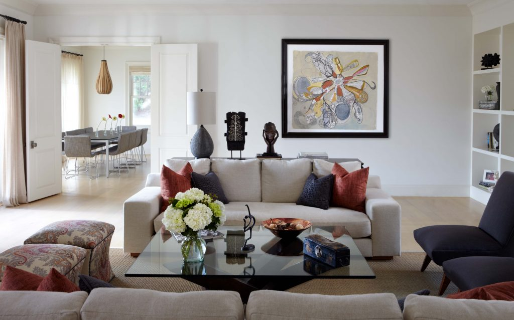 Jody Sokol Long Island Interior Designer - decorating with plants