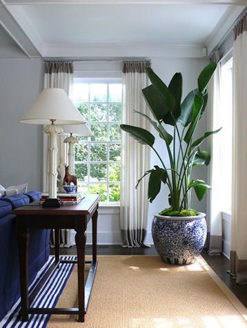 Long island interior design planter