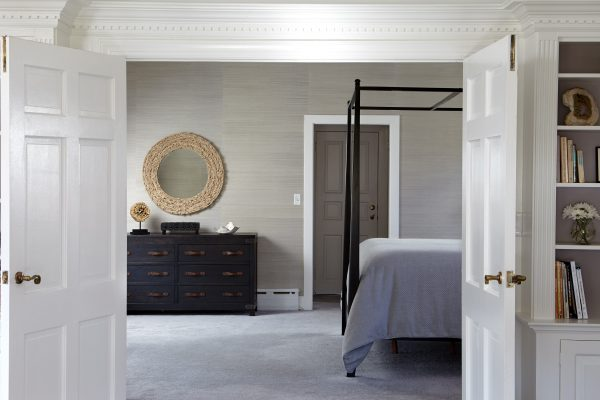 Stony Brookside bedroom