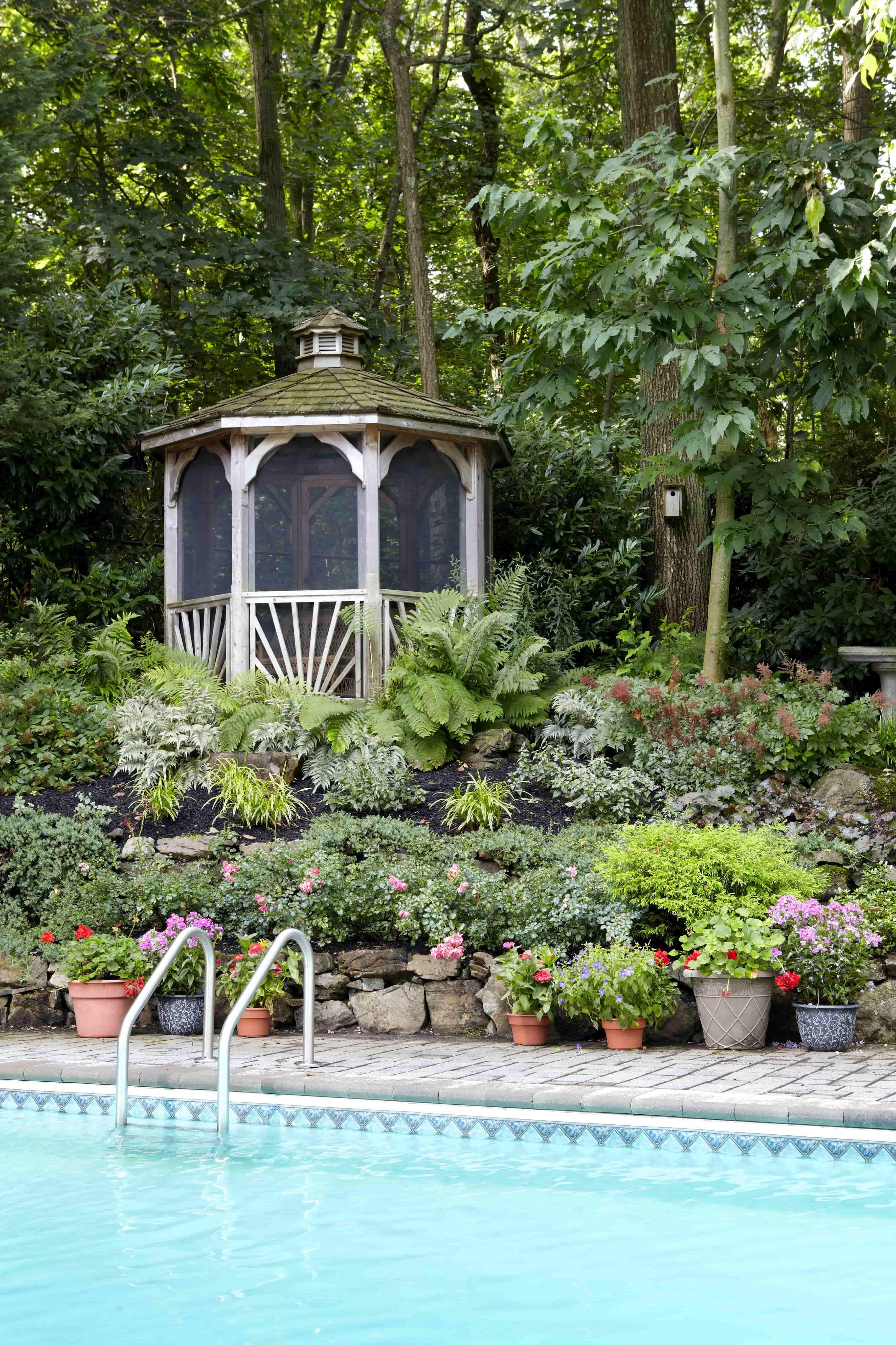 Backyard Designs Cold Spring Harbor