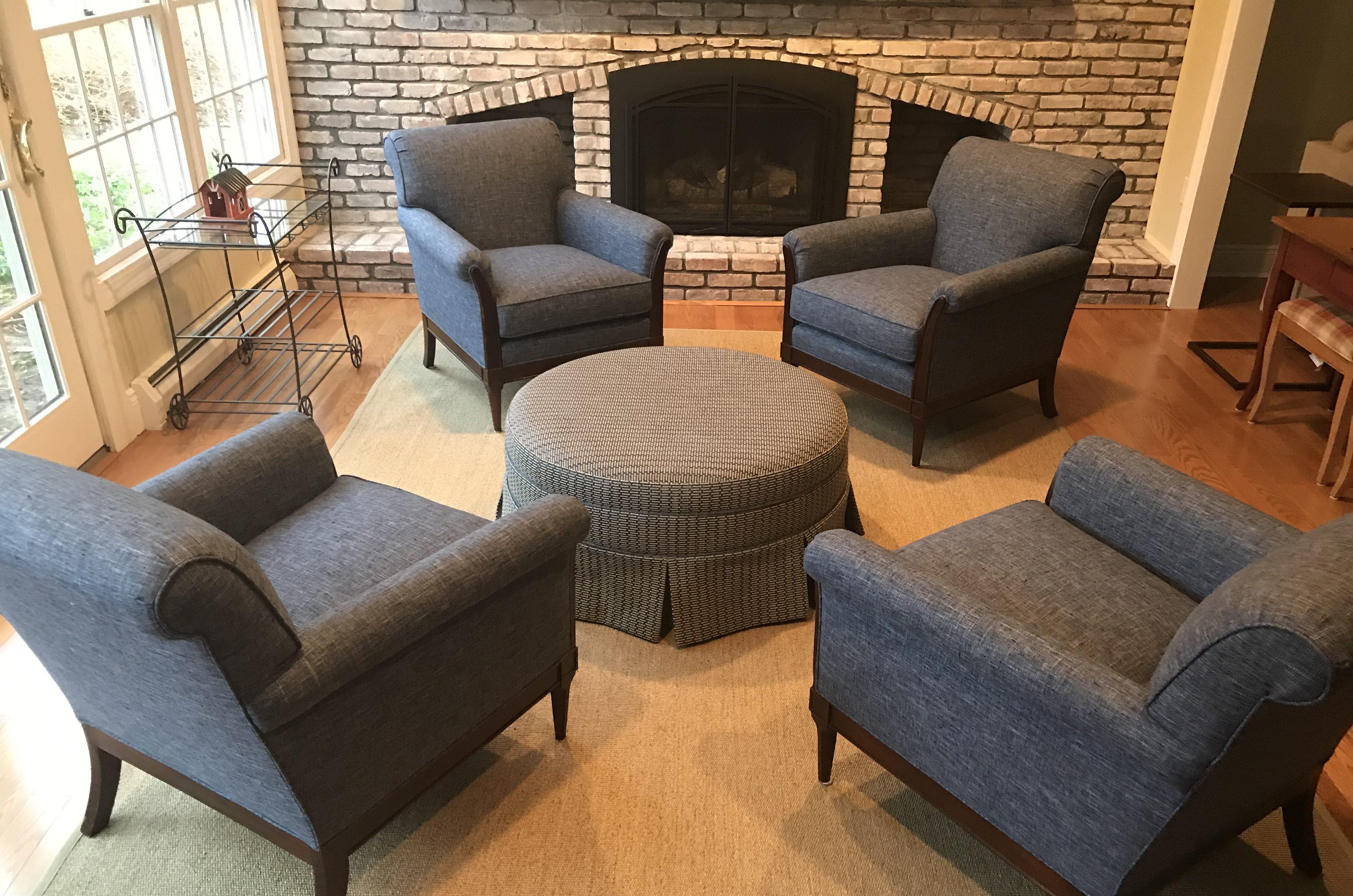 living room set interior design long island